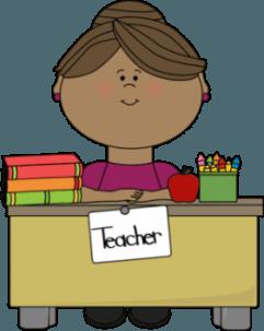 Elementary teacher clipart vector freeuse stock meet the teacher clipart - Short Elementary vector freeuse stock