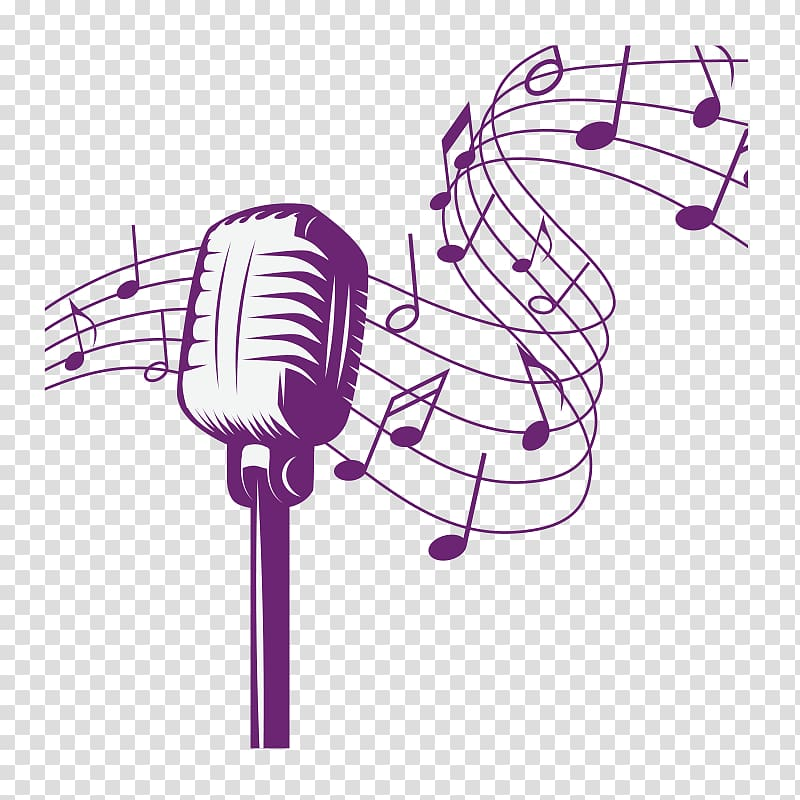 Elements of music clipart clipart free library Purple and white microphone , Microphone 1970s Music Song, Musical ... clipart free library