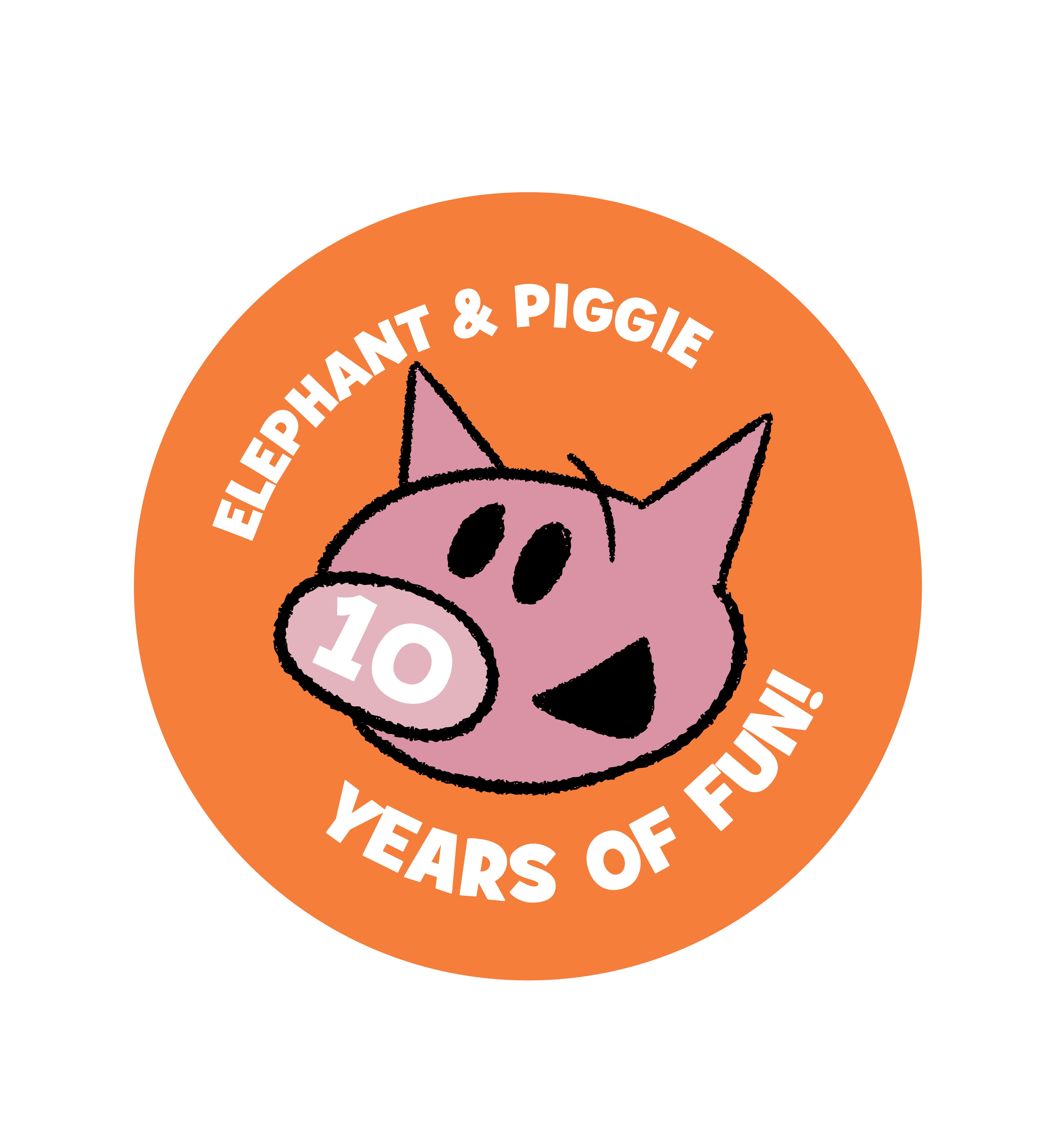Elephant and piggie trunk clipart pumpkin broken clip art Elephant and Piggie Party PLUS Giveaway! - Smashed Peas & Carrots clip art