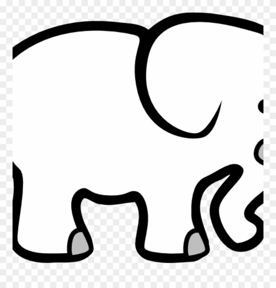 Elephant black and white clipart image free Elephant Clipart Black And White Elephant Clip Art - Christmas ... image free