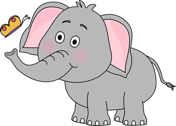 Elephants Clipart & Elephants Clip Art Images - ClipartALL.com clip freeuse library