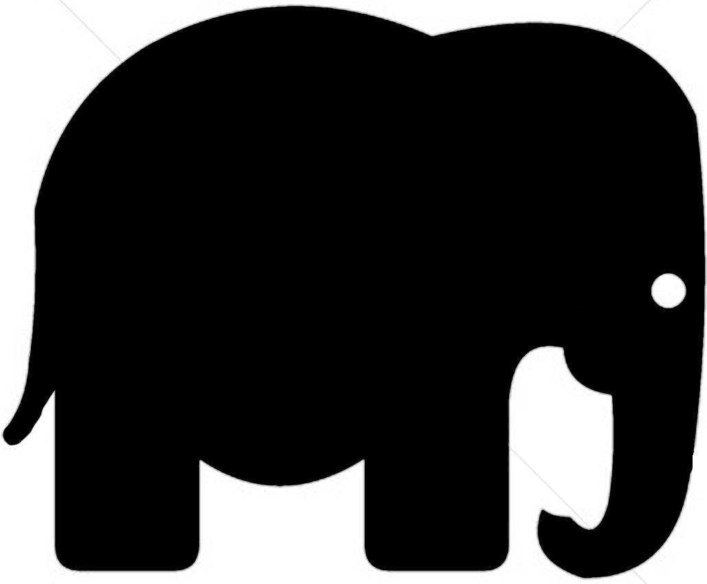 Elephant clipart silhouette clip royalty free stock Free Elephant Cliparts Silhouette, Download Free Clip Art, Free Clip ... clip royalty free stock
