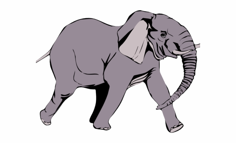 Elephant clipart vector svg freeuse download Elephant Clipart Vector - Elephant Clip Art, Transparent Png ... svg freeuse download