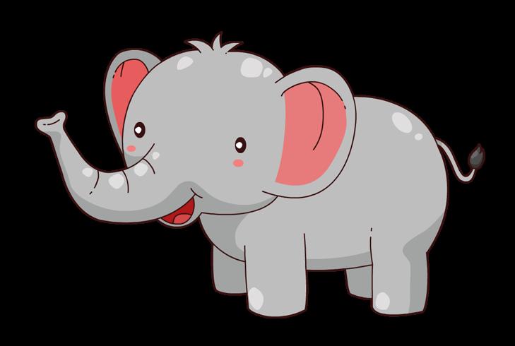 Elephant heart clipart. Elephants clip art images