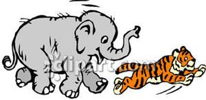 Elephant following elephant clipart clipart royalty free stock e8f9c7c8db6f652c858b332af10d9119_cartoon-elephant-chasing-a-elephant- following-elephant-clipart_300-146.jpeg clipart royalty free stock