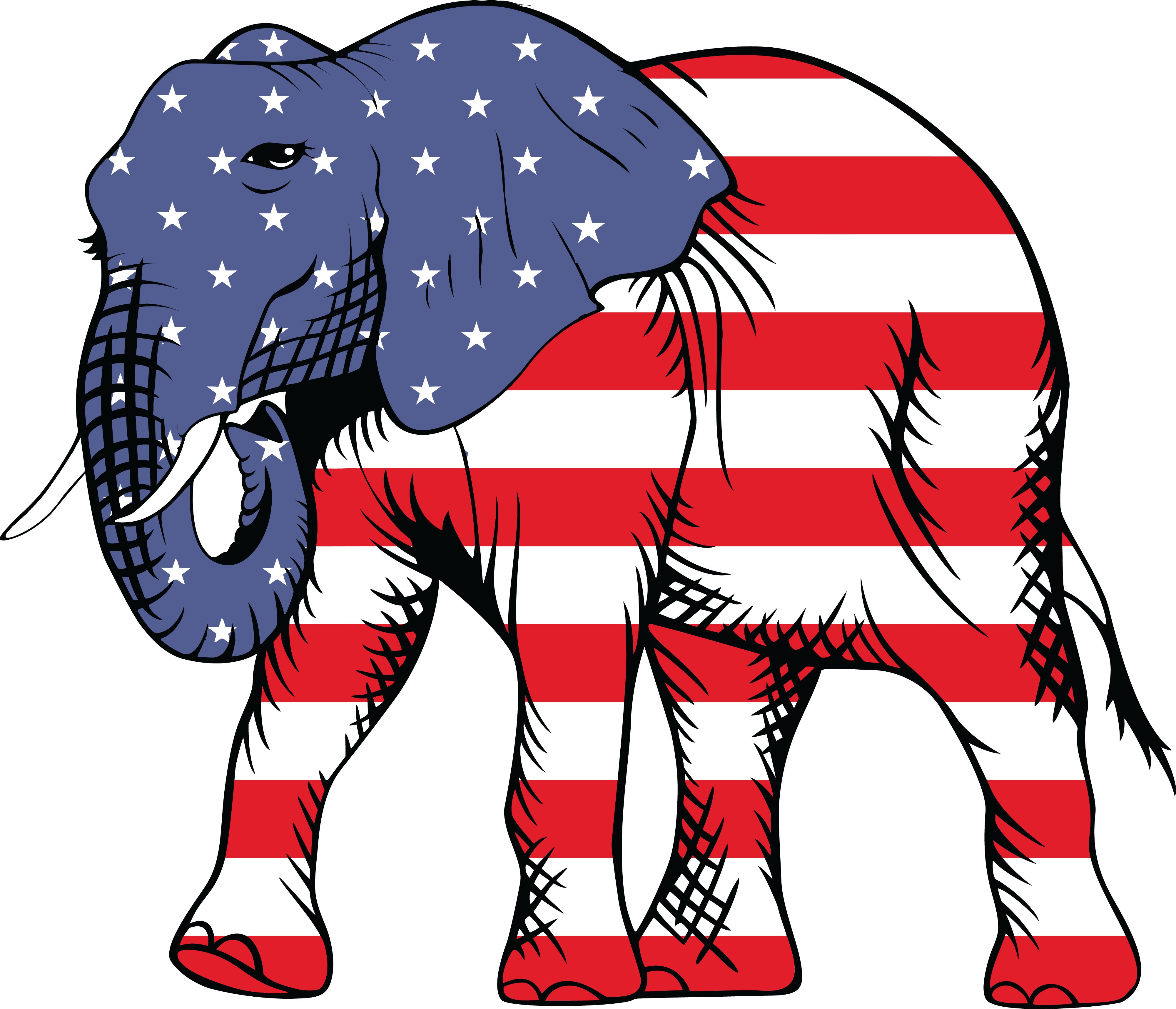 Free cross country clipart svg 1584-Free-Clipart-Of-A-Republican-Elephant.png 4,000×3,431 pixels ... svg
