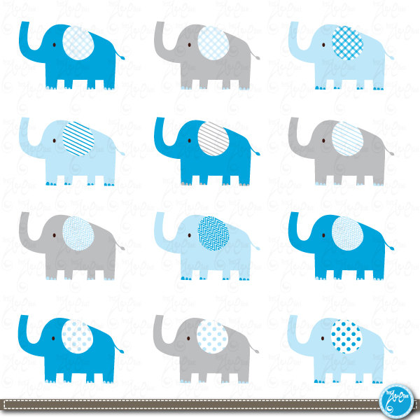 Elephant with baby elephant clipart clip art freeuse Blue baby elephant clipart - ClipartFest clip art freeuse