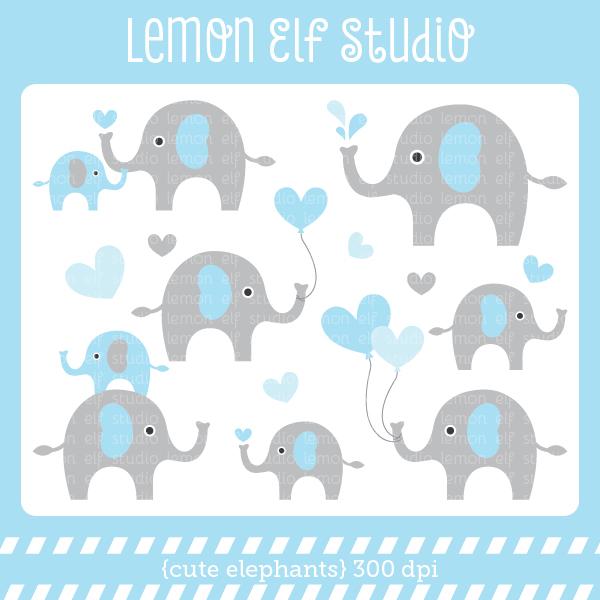 Elephant with baby elephant clipart jpg library Baby elephant clip art images - ClipartFest jpg library