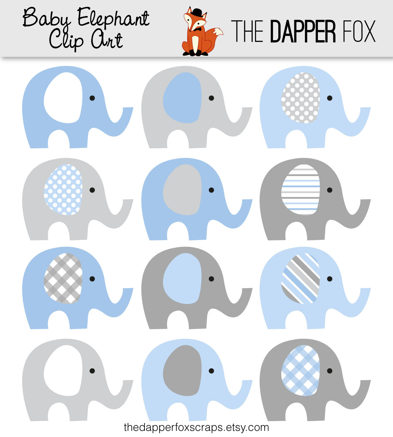 Elephant with baby elephant clipart vector download Blue baby elephant clipart - ClipartFest vector download