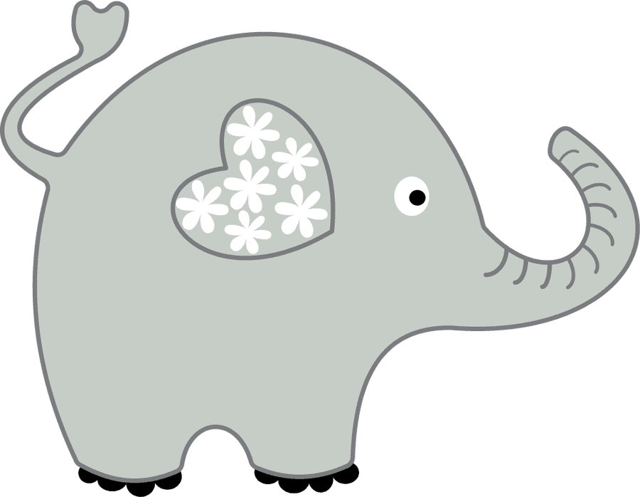 Elephant with hearts clipart royalty free download Gray baby elephant with hearts clipart - ClipartFest royalty free download