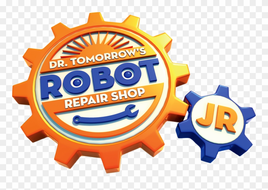 Elevate clipart graphic royalty free stock Rrsjr Logo Art - Elevate Dr Tomorrows Robot Repair Shop Base Pack ... graphic royalty free stock