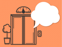 Elevator pitch clipart svg You Need an Elevator Pitch About School Culture and Climate | Edutopia svg