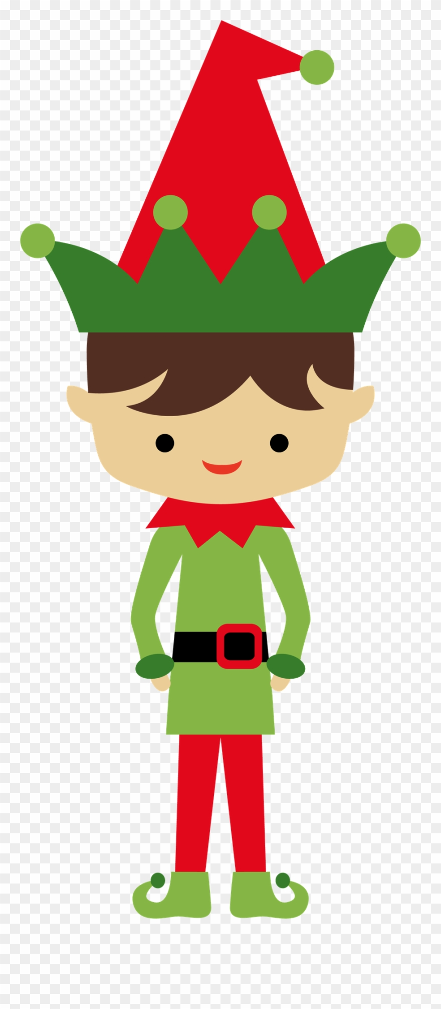 Christmas clipart crown png free download Christmas Elf Clip Art Christmas Templates, Christmas - Christmas ... png free download