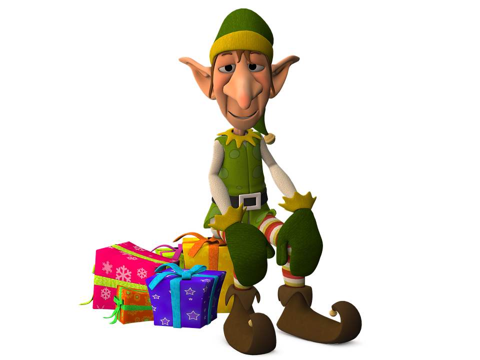 Elf house clipart clip art library stock After Touching Elf on the Shelf Girl Calls 911 clip art library stock