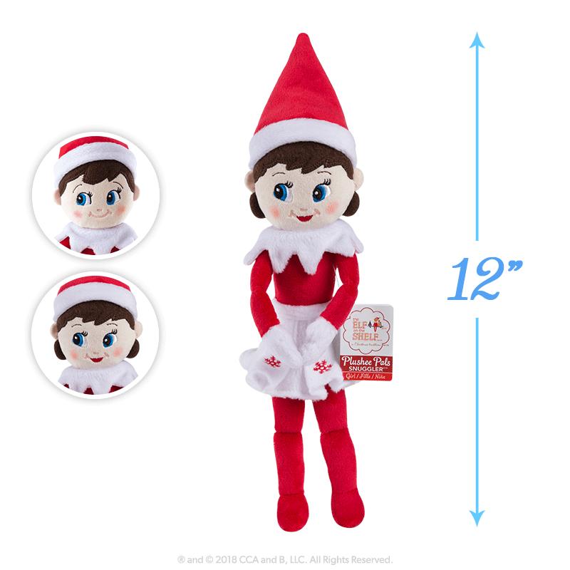 Elf on the shelf boy clipart no hat clip art Plushee Pals® Snugglers - Santa\'s Store: The Elf on the Shelf® clip art