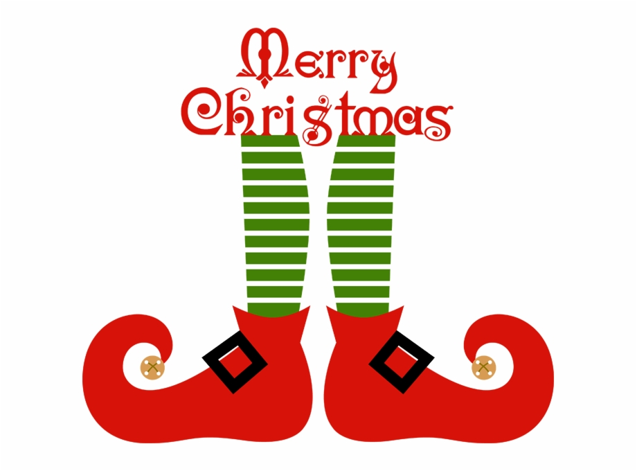 Elf shoes clipart black and white free jpg royalty free Christmas Elf Shoes Clipart - Elf Feet Clipart Free PNG Images ... jpg royalty free