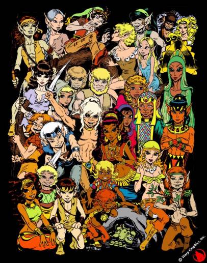 Elfquest character clipart svg library stock Elfquest character clipart - ClipartFest svg library stock