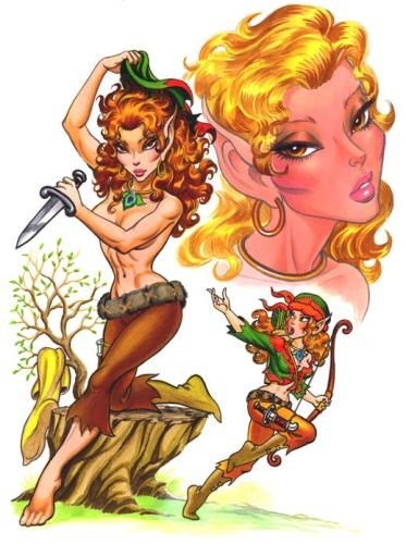 Elfquest character clipart image royalty free library 17 Best images about ELFQUEST! on Pinterest   Graphic novels ... image royalty free library