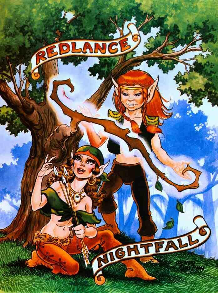 Elfquest character clipart png 17 Best images about ELFQUEST! on Pinterest   Graphic novels ... png