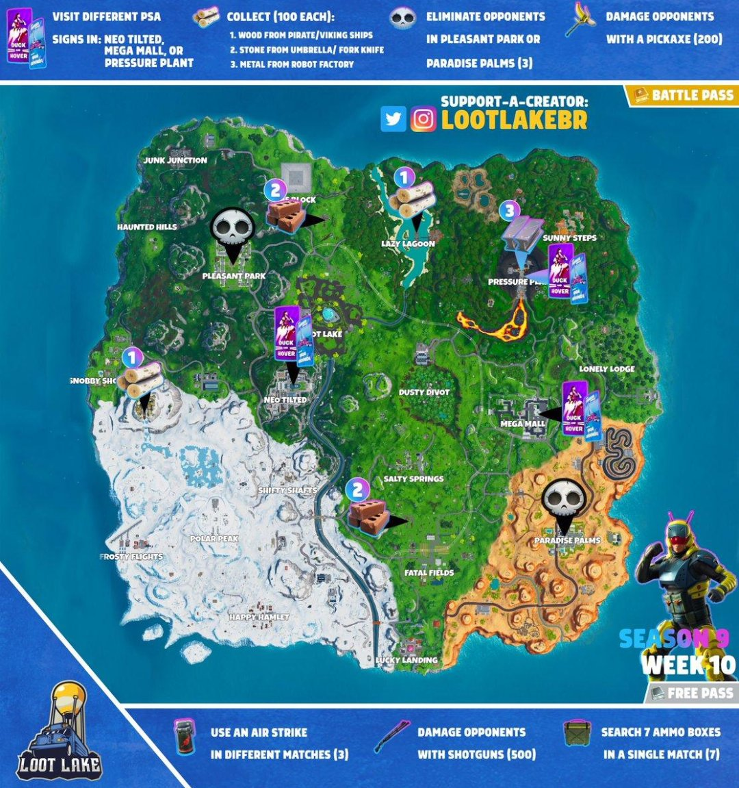 Eliminated fortnite clipart picture download fortniteweek10 hashtag on Twitter picture download
