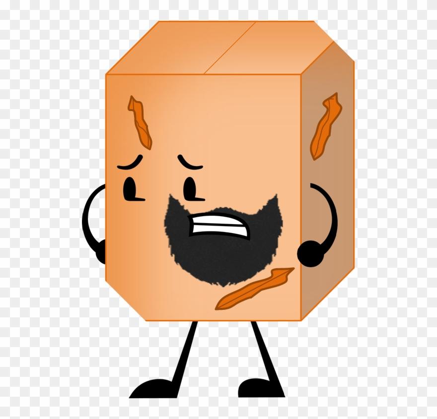 Elimination clipart banner transparent download Cardboard Box Pose-0 - Character Elimination Png Characters ... banner transparent download