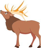 Elk clipart images graphic royalty free stock Elk clipart » Clipart Portal graphic royalty free stock