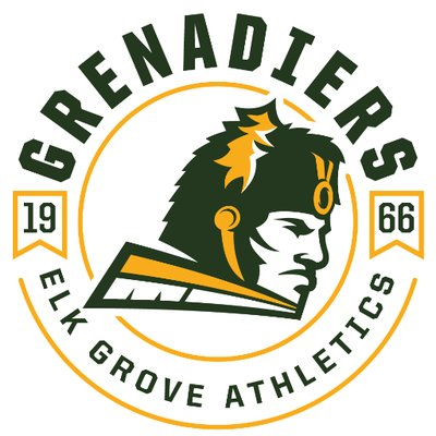 Elk grove high school grenedier image clipart graphic download EGHS Athletics (@GrenAthletics) | Twitter graphic download