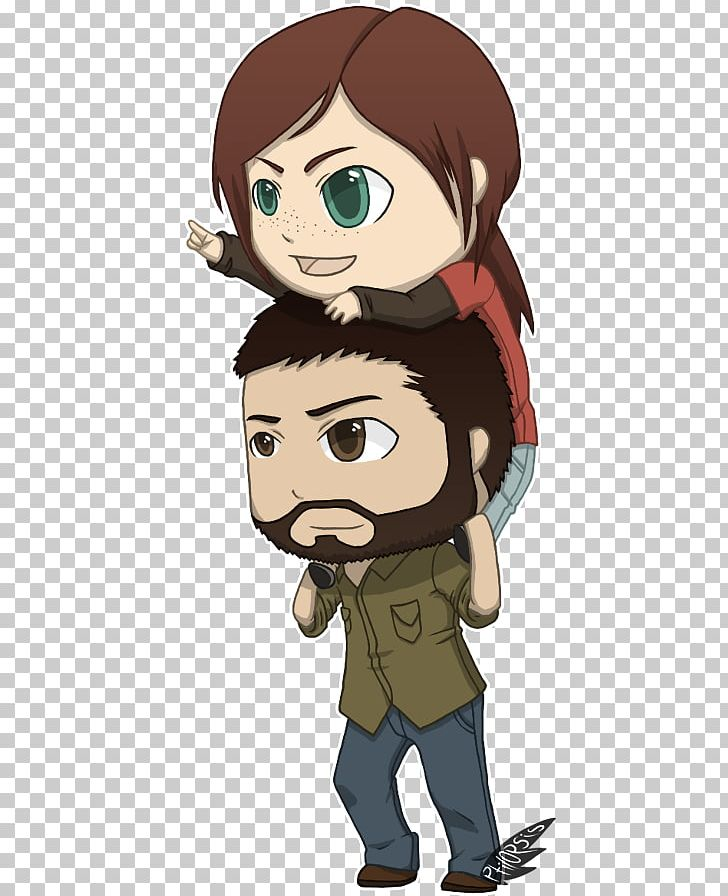 Ellie clipart image royalty free library The Last Of Us Chibi Video Game Ellie Naughty Dog PNG, Clipart ... image royalty free library