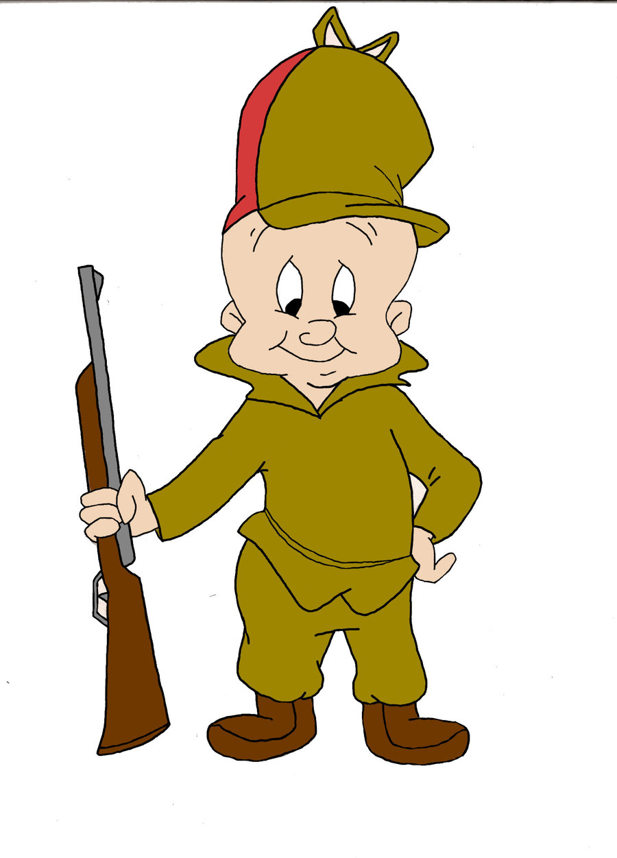 Elmer fudd clipart clip library Collection of Elmer fudd clipart   Free download best Elmer fudd ... clip library