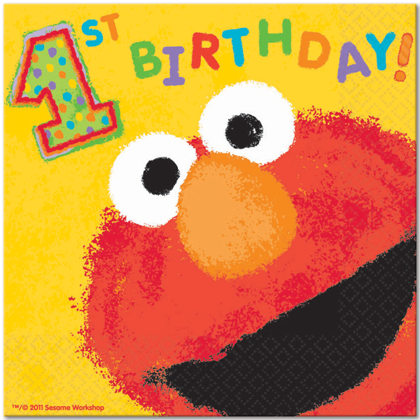 Elmo 1st birthday clipart svg transparent library Elmo 1st Birthday - wallpaper. svg transparent library