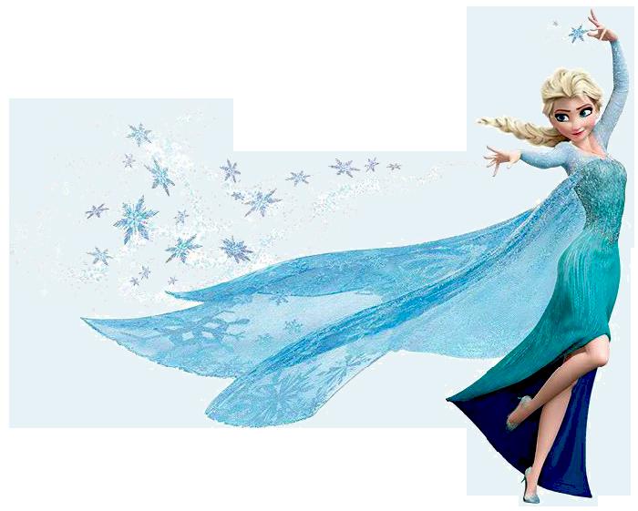 Elsa holding snowflake clipart. Frozen clip art images
