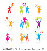 Eltern kind clipart image freeuse download Kinder Clipart und Illustrationen. 276.836 kinder Clip Art Vector ... image freeuse download