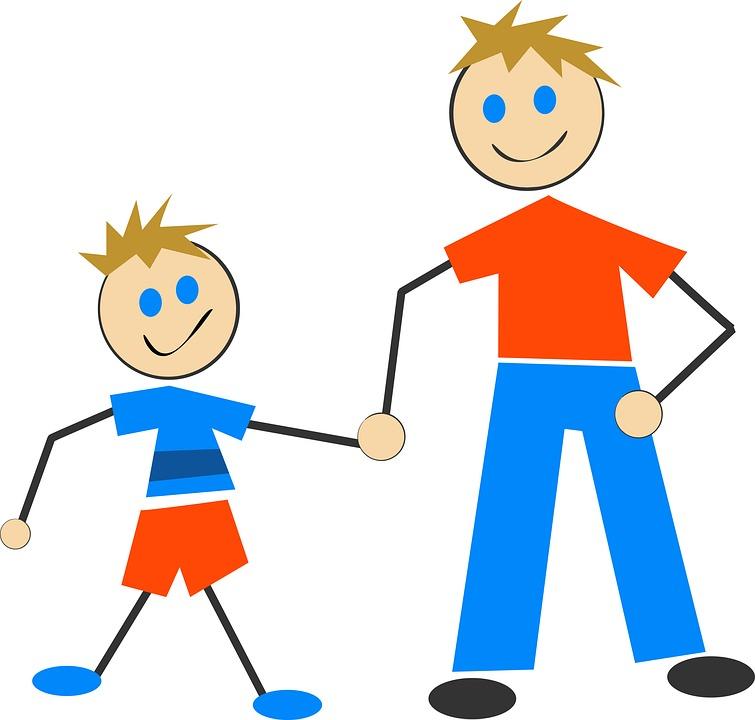 Eltern mit kind clipart clip transparent stock Kostenlose Illustration: Menschen, Kinder, Familie, Eltern ... clip transparent stock