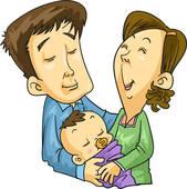 Eltern mit kind clipart svg freeuse download Cliparts eltern - ClipartFest svg freeuse download