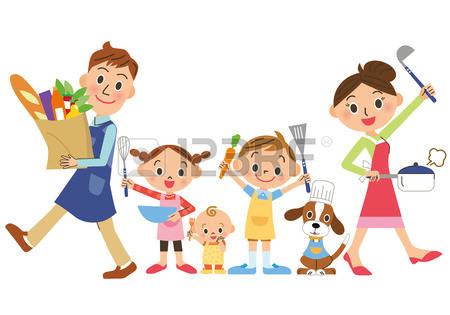 Eltern mit kind clipart svg freeuse library Eltern Und Kind Lizenzfreie Vektorgrafiken Kaufen: 123RF svg freeuse library
