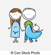 Eltern mit kind clipart graphic black and white library Eltern Clip-Art und Stock Illustrationen. 38.492 Eltern EPS ... graphic black and white library