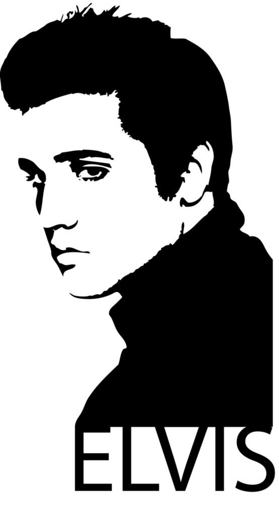 Elvis the king clipart png Elvis Silhouette Clip Art - Bing Images Like & Repin. Noelito Flow ... png