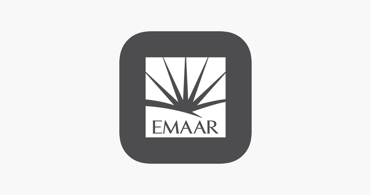 Emaar logo clipart clipart black and white download Emaar e-Service on the App Store clipart black and white download