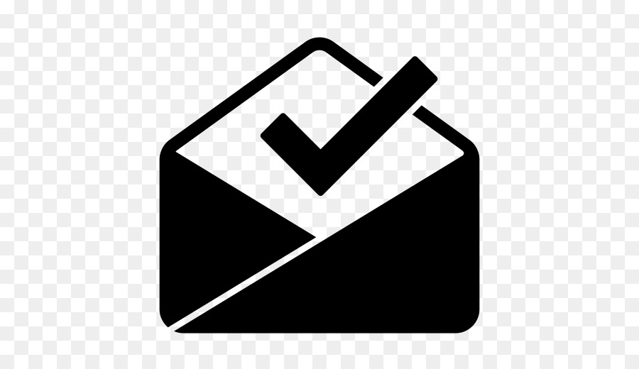 Email inbox clipart image black and white stock Black Line Background clipart - Email, Black, Font, transparent clip art image black and white stock