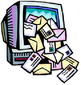 Email inbox clipart svg black and white Keeping Your Clean Inbox svg black and white