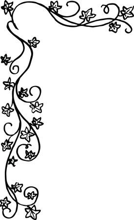 Embelishments clipart clip art royalty free download Free Clipart of a floral border | EMBELLISHMENTS, SPRAYS &/OR ... clip art royalty free download