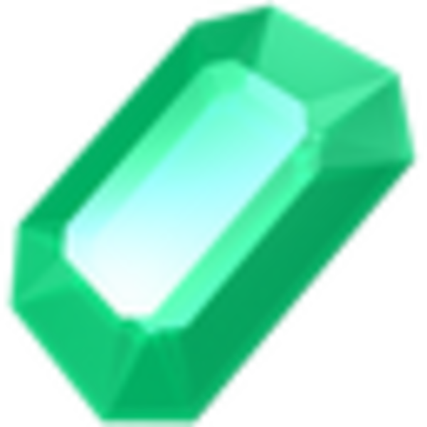 Panda free images emeraldclipart. Emerald crown clipart