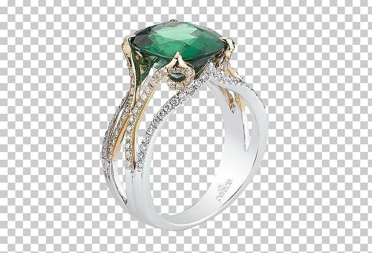 Emerald ring clipart jpg free Emerald Ring Diamond Jewellery Tsavorite PNG, Clipart, Designer ... jpg free