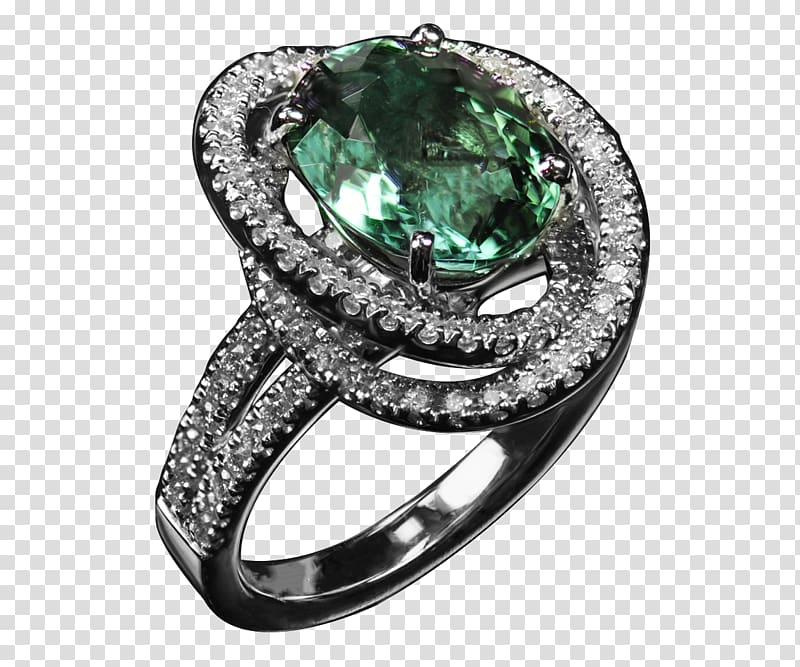 Emerald ring clipart picture library stock Emerald Ring Wedding Ceremony Supply Silver Diamond, emerald ... picture library stock