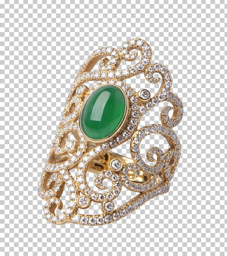 Emerald ring clipart clip royalty free library Emerald Ring Jewellery Diamond PNG, Clipart, Accessories, Body ... clip royalty free library