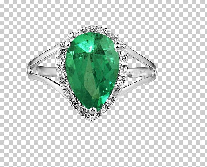 Emerald ring clipart banner library Emerald Ring Gemstone Jewellery Diamond PNG, Clipart, Blue, Body ... banner library
