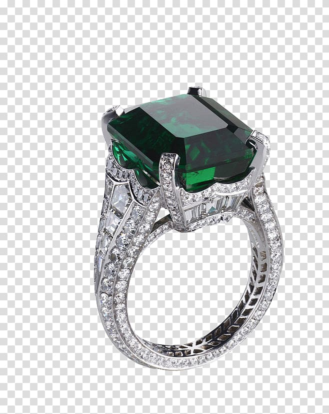 Emerald ring clipart clip freeuse Engagement ring Emerald Diamond Gemstone, Emerald ring transparent ... clip freeuse