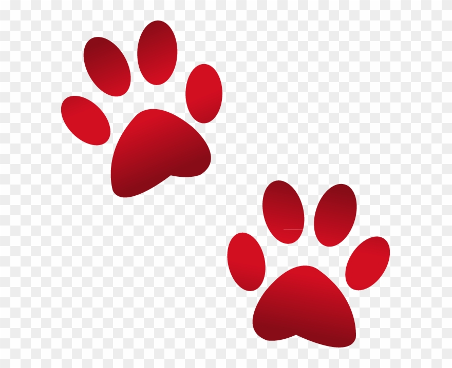 Emoji animals clipart vector library library Animals - Paw Print Emoji Png Clipart (#2067487) - PinClipart vector library library