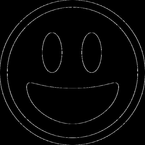 Emoji clipart black and white free vector royalty free Emoji clipart black and white clipart images gallery for free ... vector royalty free