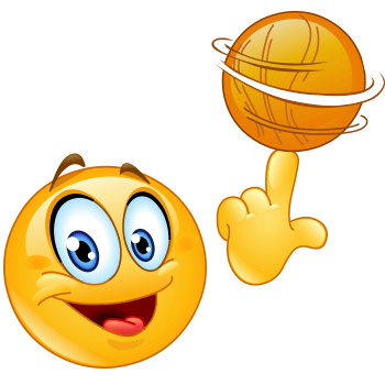 Emoji cliparts basketball graphic royalty free library Popular Smileys and Emoticons | Funny emoticons | Smiley emoji ... graphic royalty free library